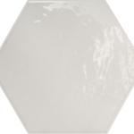 Hexatile Light Grey Glossy