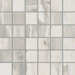 Petrified Wood White 2 x 2